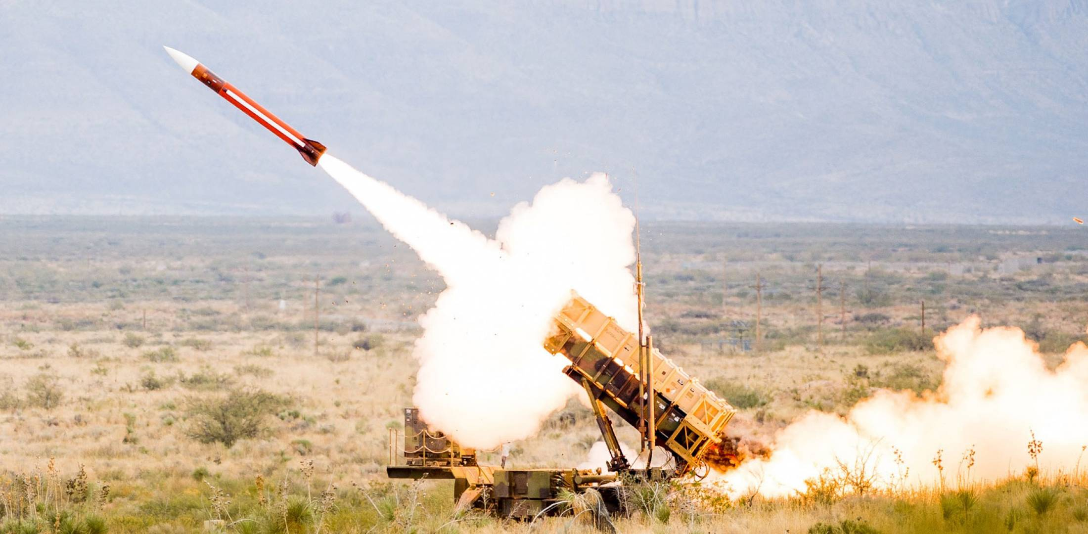 The Patriot missile system