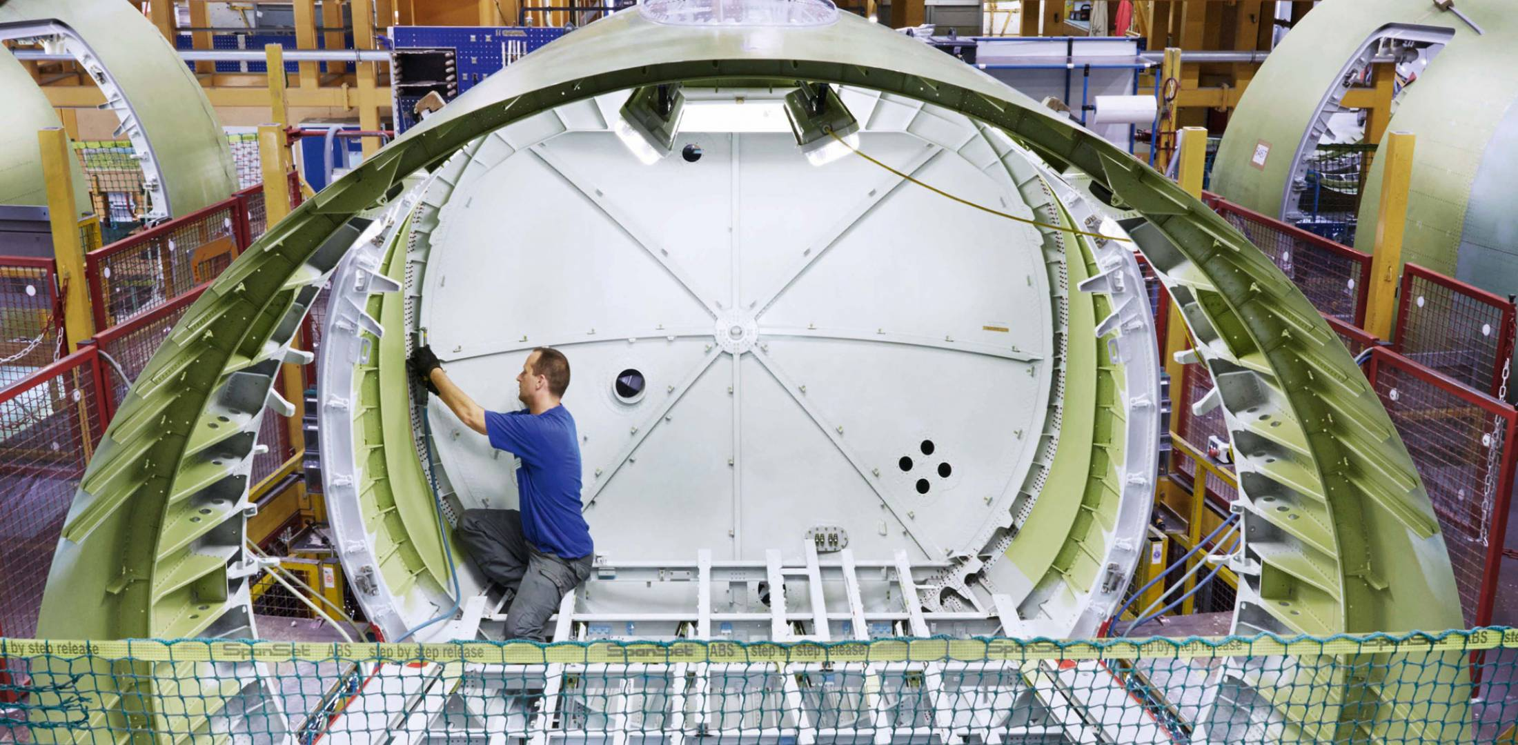 Ruag Showcases Space, MRO and Aerostructures Capabilities