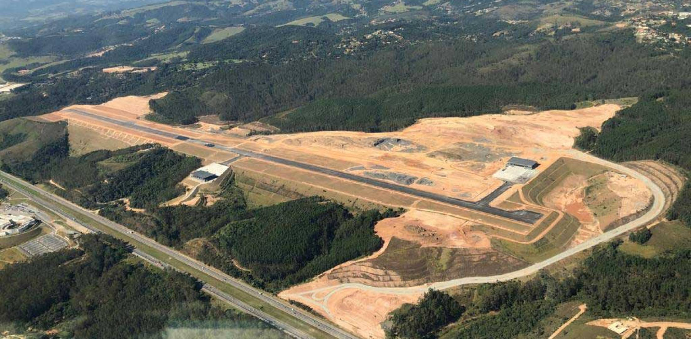 Catarina Executive Airport, Brazil