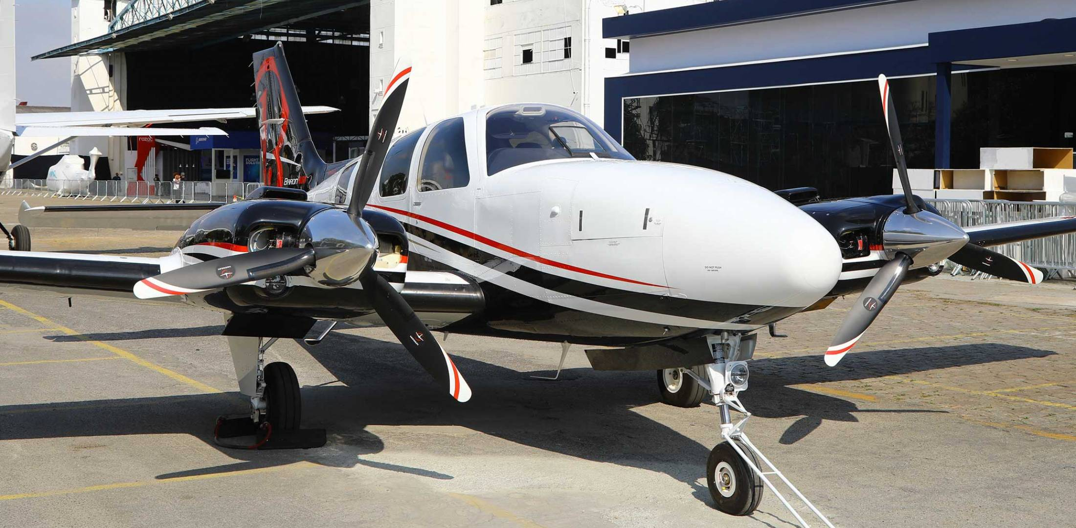 Beechcraft Baron 58 Reaches 50 | General Aviation News