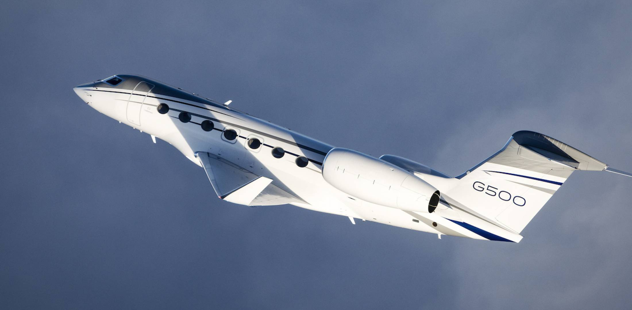 Gulfstream G500 (Photo: Gulfstream Aerospace)
