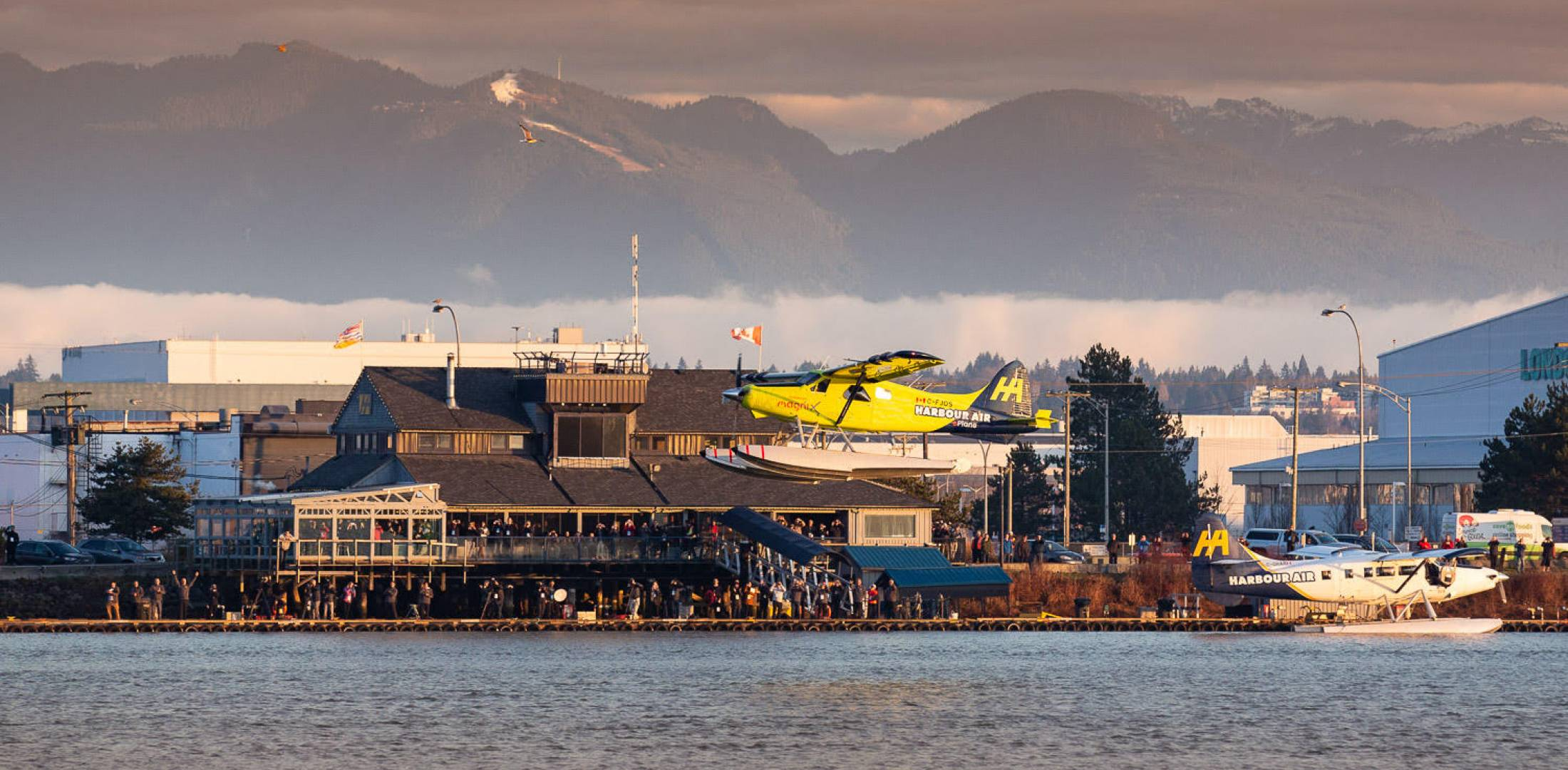Harbour Air electric DHC-2 Beaver