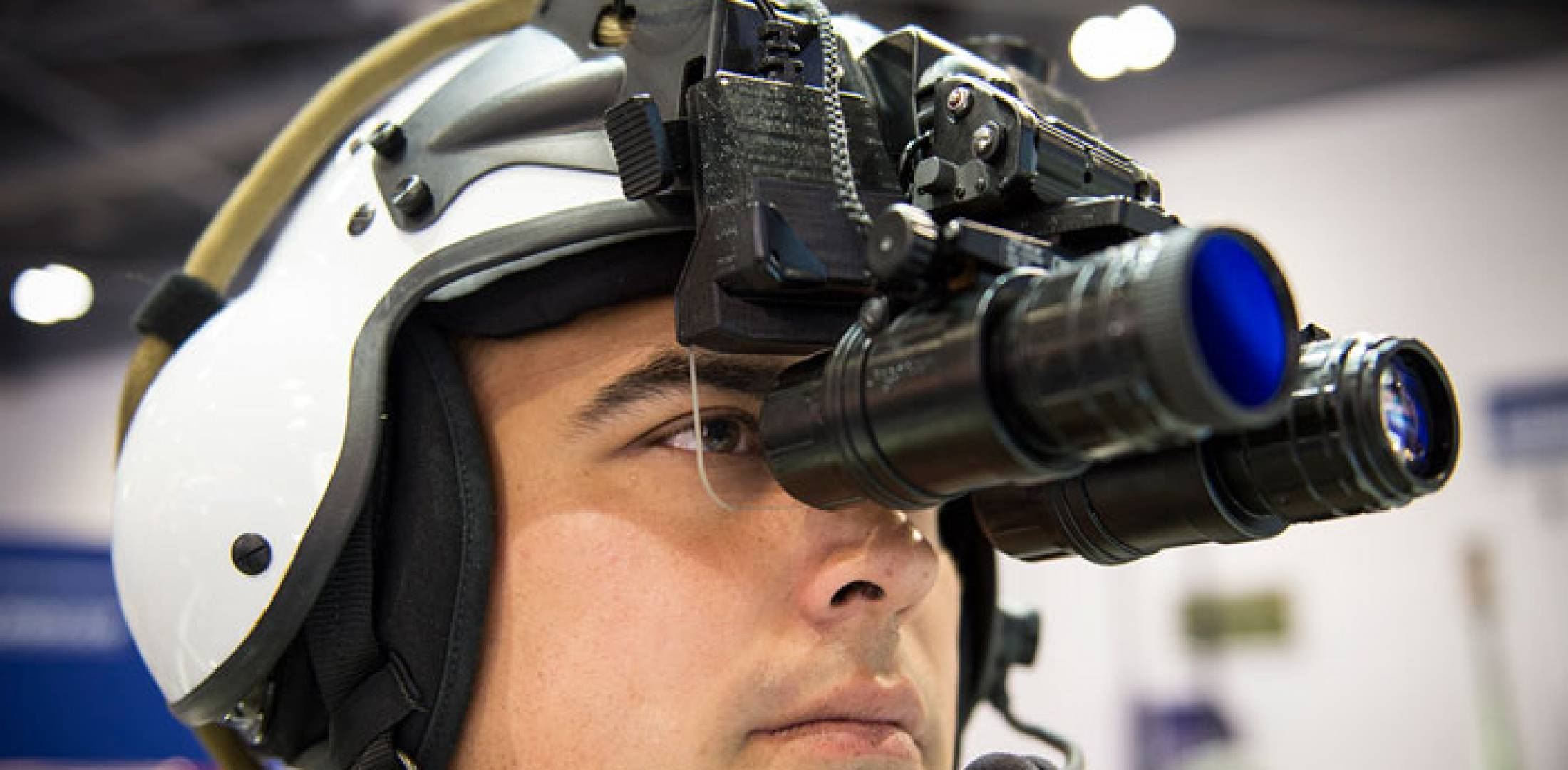 Thales Helmet Sight To Be Sole-Source on Airbus Helicopters
