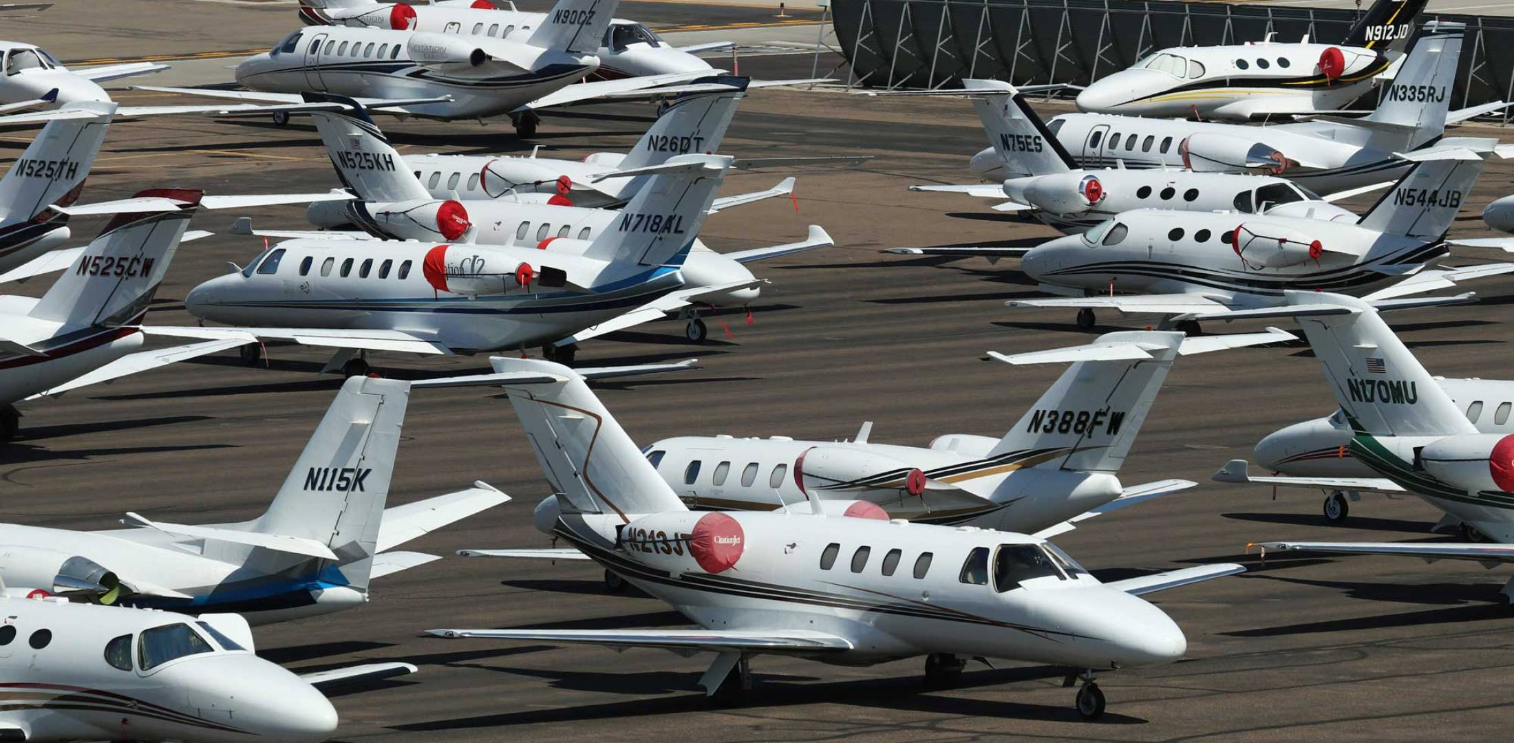 AINsight: Where's the Bizjet Market Recovery?   Business Aviation