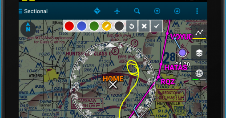 DroidEFB Expands Android Flight App Capabilities | General ...