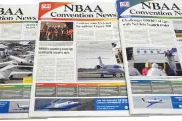 NBAA Convention News daily editions