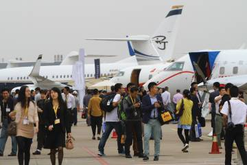 China bizav
