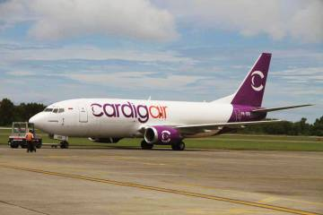 Cardigair, a cargo operator whose fleet consists of a 30-year-old Boeing 737-300F and two 737-300Fs aged 29, is the airline most affected by Indonesia's new aging-aircraft rule.