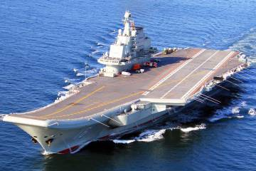 China will advance production of aircraft carriers cast in the mold of the decades-old Russian Liaoning No. 16, meaning they will not have modern catapults or nuclear power. But they will be easier to build and maintain than more advanced designs would have been.