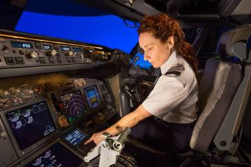 Boeing 2016 pilot and technician outlook