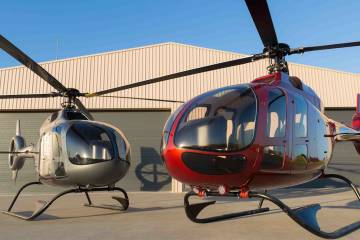 Composite Helicopters C630