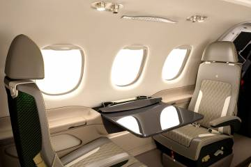Embraer Phenom Ace cabin