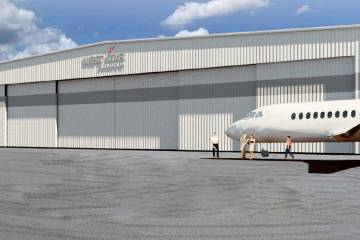 With an award-winning environmental record in Colorado, West Star Aviation is expanding its Chattanooga, Tenn. facility. A new maintenance hangar and a 41,500-sq-ft paint shop are part of the $20 million expansion.