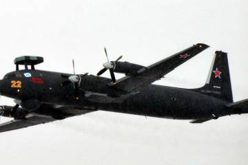 Il-38 in flight