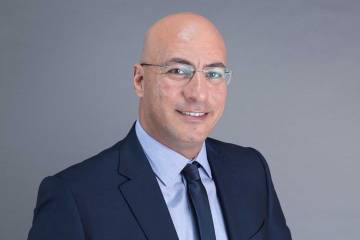 Issa Zuriqi, Hadid International Services commercial director