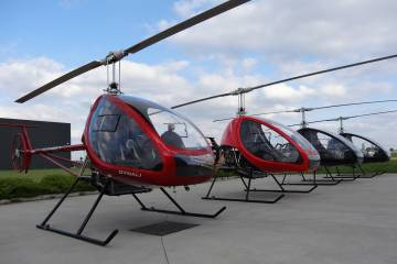 Dynali Helicopter H3 EasyFlyer