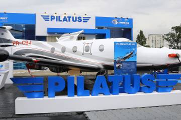 Setting its sights beyond Brazil's borders, Pilatus has found success with sales of its PC-12 turboprop single. Its PC-24 jet promises to be even more popular once it's certified.