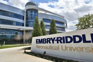 ERAU offers select courses for aviation professionals.