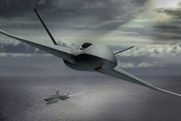 General Atomics Sea Avenger