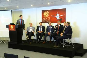 ABACE 2018 foreign registry panel