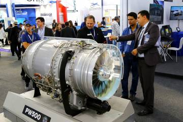 The Pratt & Whitney Canada PW500