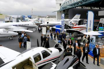 Labace static display