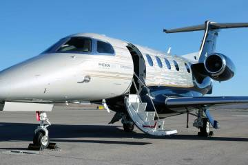 First delivery of Embraer Executive Jets' Phenom 300E took place earlier this year. Customization options are a large part of the updated light jet.
