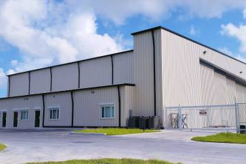Odyssey Aviation Hangar