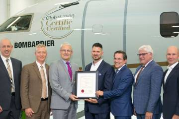 Global 7500 certification