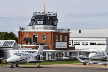 Legendary as a Spitfire fighter base shielding London during the Battle of Britain, Biggin Hill Airport is now making history by easing access to the UK capital city for business travelers.