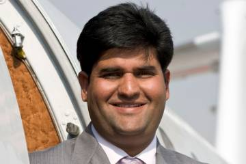 Paras P. Dhamecha, executive director, Empire Aviation Group (EAG)
