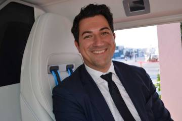 Frédéric Lemos, Airbus Corporate Helicopters
