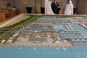 Dubai South master plan
