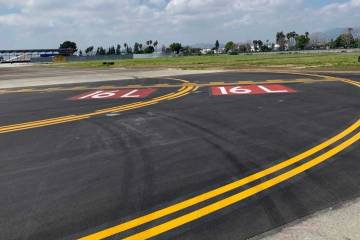 VNY Taxiway B