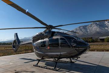 Airbus H145 in Chile