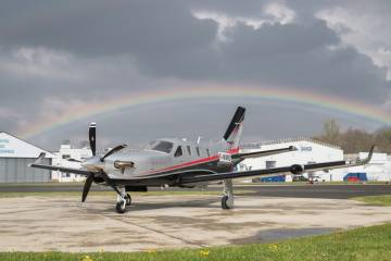 TBM 940 (Photo: Daher)