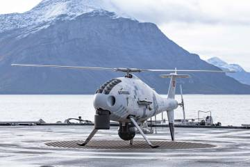 unmanned S-100 Camcopter