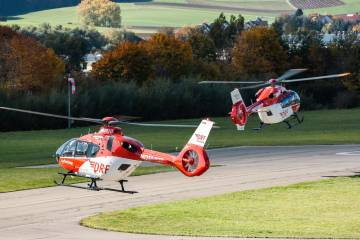 H135 and H145 in flight