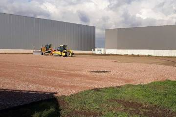 Site for new ASL Group hangar in Antwerp