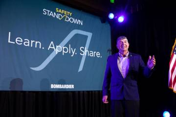 Bombardier Safety Standdown 2019