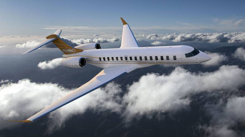 The Global 7000 Business Jet: Bombardier's Home in the Sky