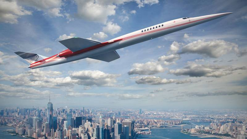 Is The Aerion Supersonic Business Jet Finally Set to Become a Reality?