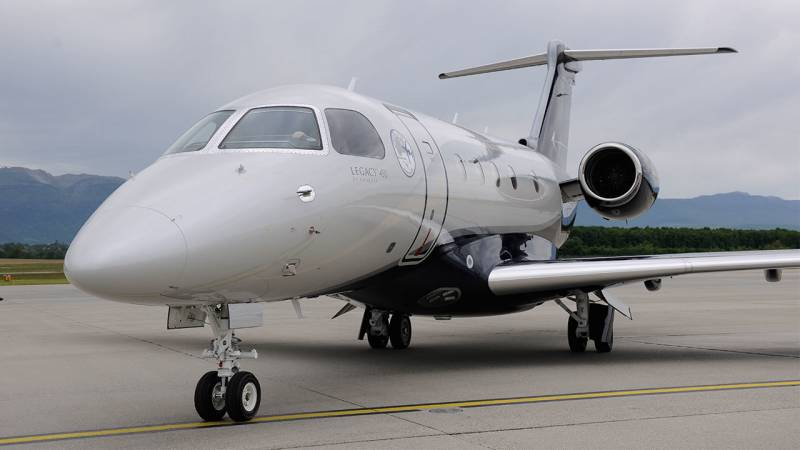 Embraer Enhances Legacy Runway Performance with 450 and 500