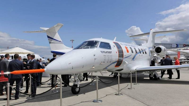 Speed, Payload and Runway Performance Come Together in Pilatus PC-24
