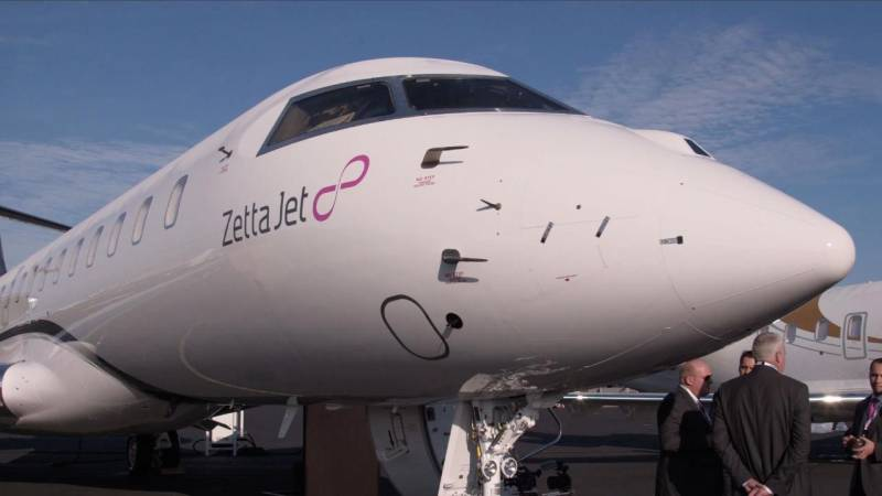Zetta Jet Rapidly Builds Bombardier Fleet, Spreading Its Wings Beyond Asia