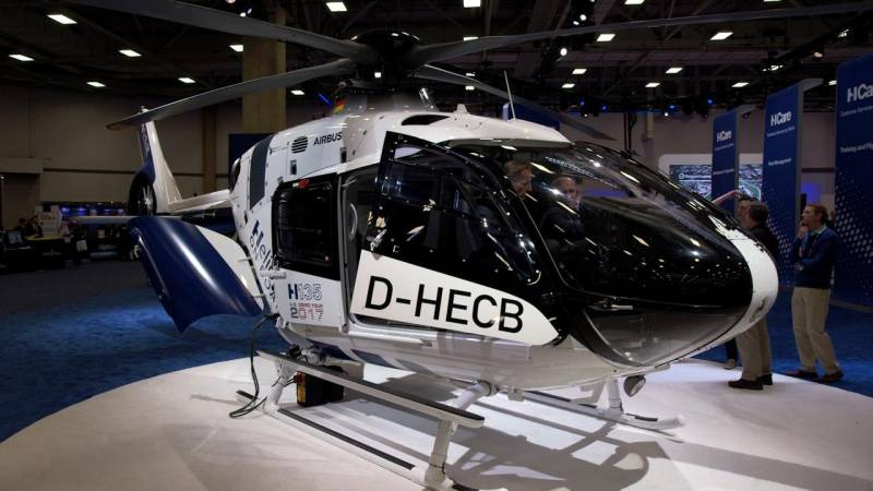 Walkthrough of the Helionix Avionics System in the Airbus Helicopters H135 Twin