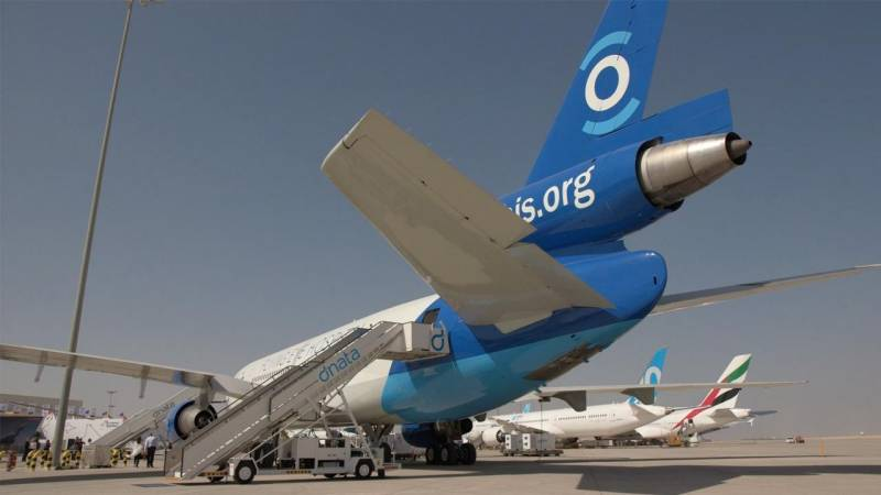 See How a FedEx MD-10 Has Been Transformed into a Flying Eye Hospital for Orbis Int'l