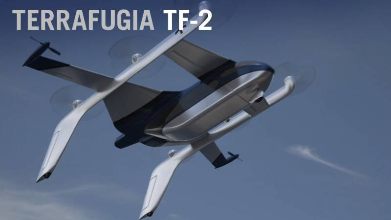 Terrafugia's eVTOL Concept Taps Hybrid Tech and Detachable Passenger Pods