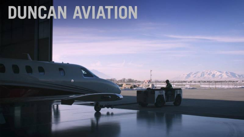 Duncan Aviation: An Industry Leader