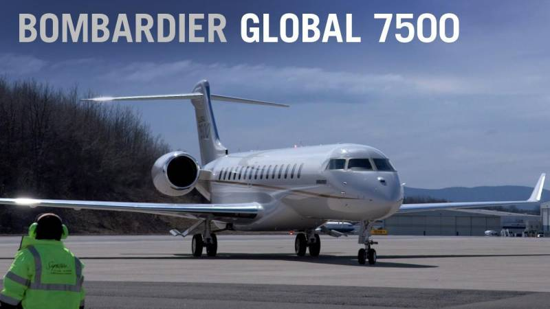 Inside Bombardier's Global 7500: the Largest Purpose-Built Business Jet in the World